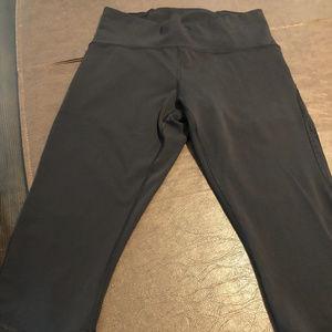 lululemon athletica Black calf lengh --Size 10